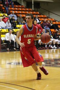 Glendale's Garrett Skipworth (Staff Photo)