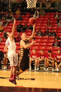 Kickapoo's Jack Simpson (Staff Photo)