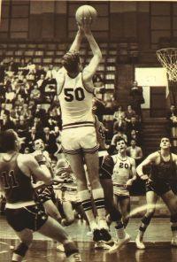 Bradleyville's David Combs (#50) (Photo courtesy of Leon Combs)