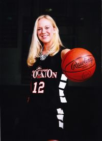 Stockton's Jenna Armstrong