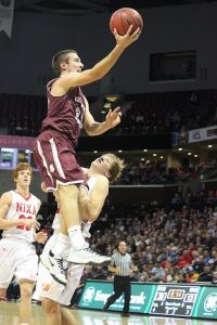 Strafford's Dalton Taylor (Staff Photo)
