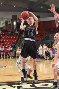 Skyline's Lauren Wouters (Staff Photo)
